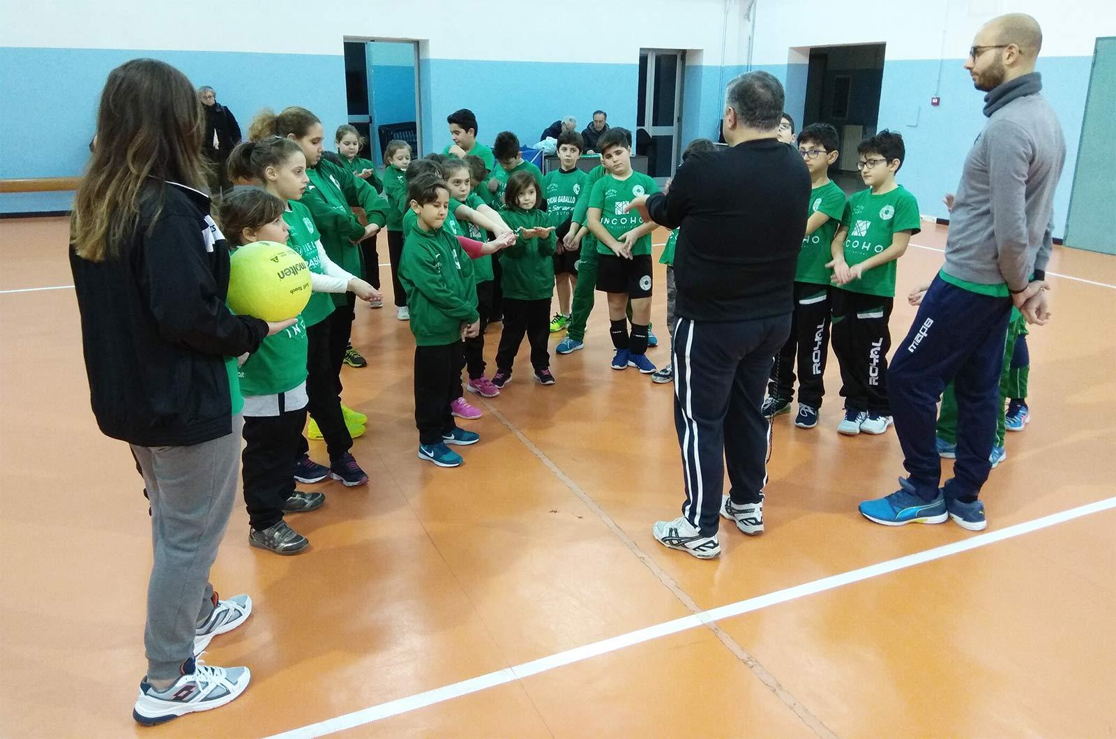 Aperte le iscrizioni ai corsi di pallavolo per ragazze e ragazzi