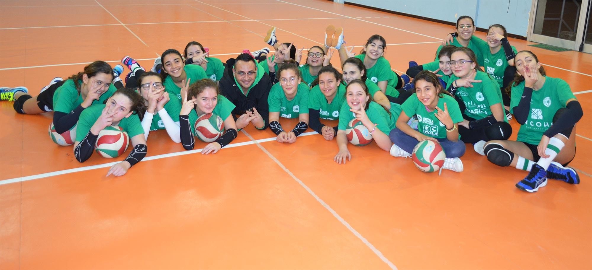 La Showy Boys partecipa con una squadra femminile al torneo 3D Young