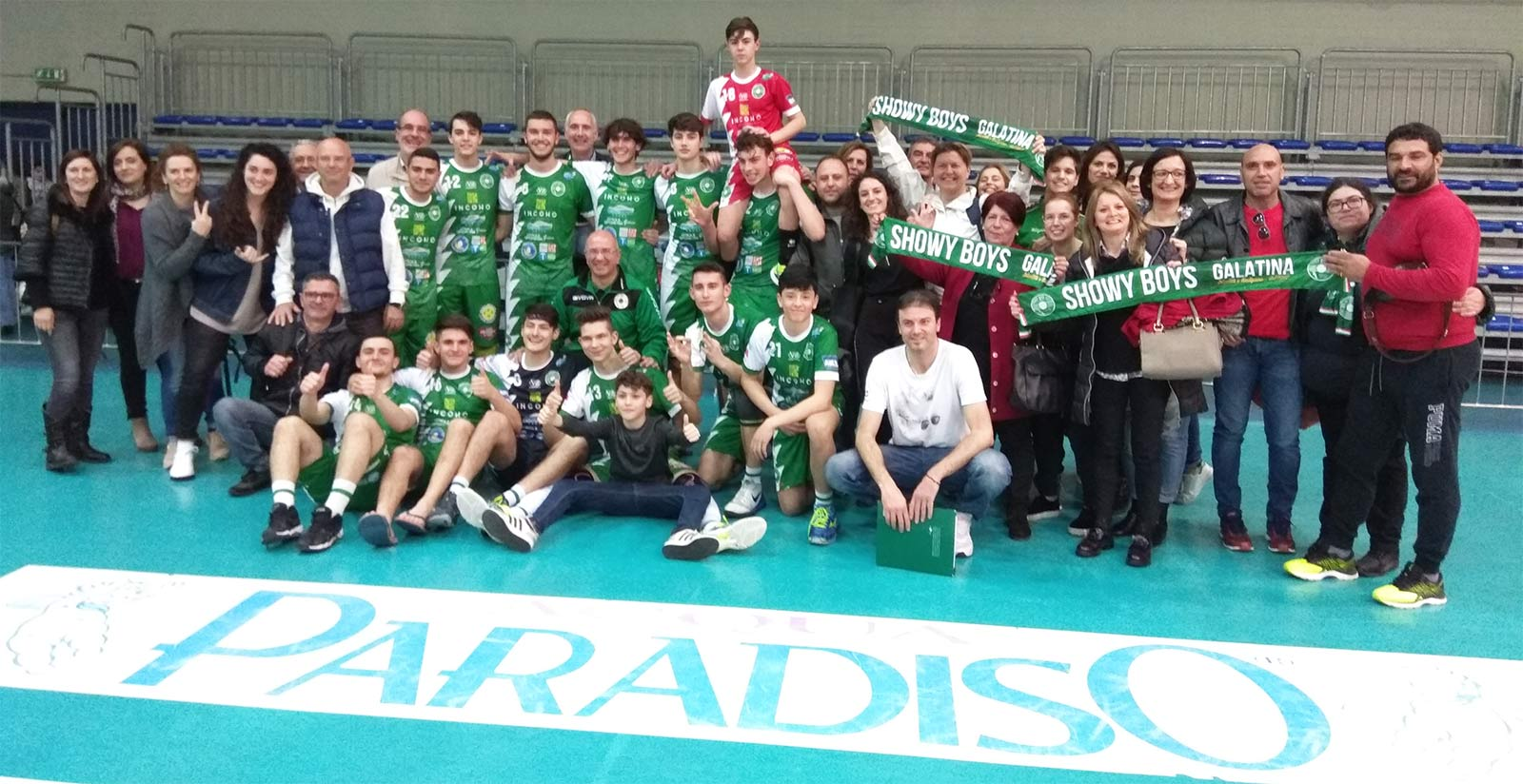 L'Under 18 vince a Bari la prima sfida della fase regionale