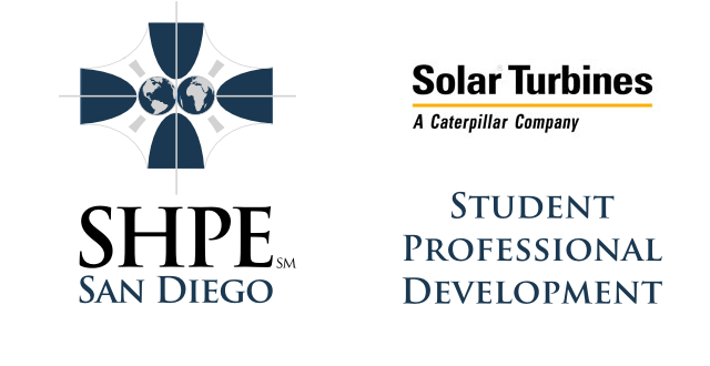 SHPE SD Student Development Solar Turbines
