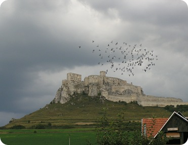 Spisske Podhradie fortress