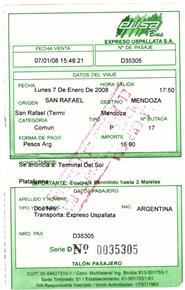 bus ticket 4