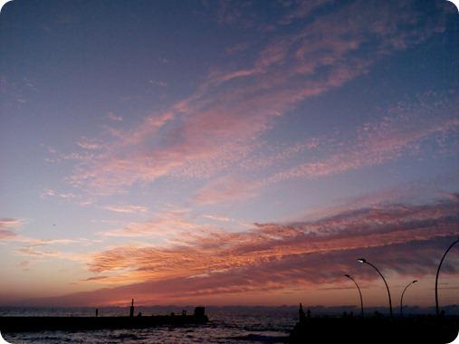 namal sunset