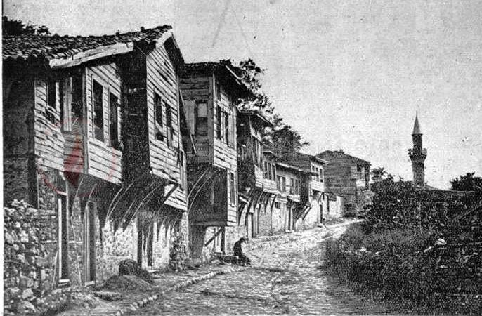 Nishi dikur ishte tërësisht qytet shqiptar (Album me FOTO).=