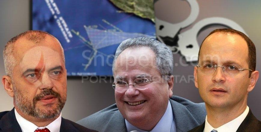 Kotzias rrezikon 13 vjet burg, po nga krahu tjeter, që e kanë shitur detin, sa dënohen?