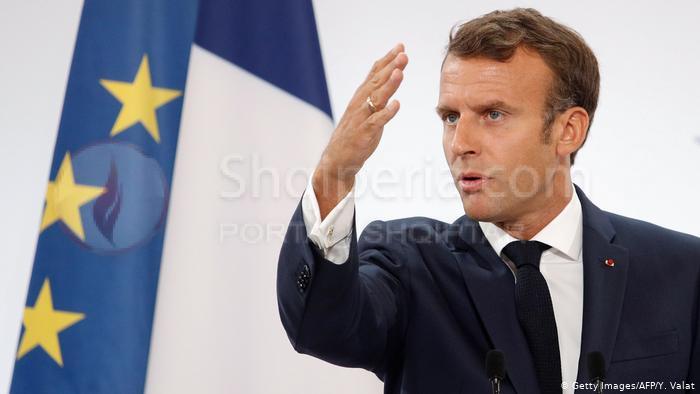 """Reforma """"Macron"""": – 4 parime të reja për t'u pranuar në BE. –"""