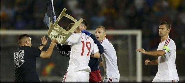 lorik cana ndeshja serbi shqiperi