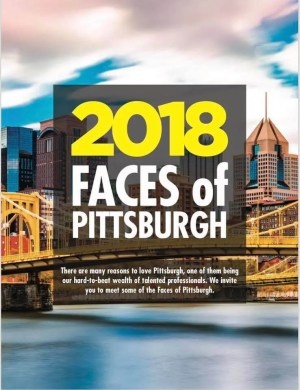 2018 Pittsburgh Magazine FACES of Pittsburgh