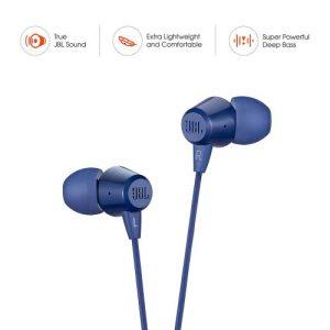 Ear Headphones with Mic