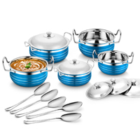 Handi: Buy Best Classic Essentials Stainless Steel Handi, 10Pcs