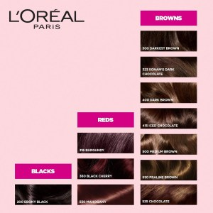 Loreal Hair Colour Shades