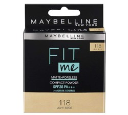 Buy Maybelline Fit Me Powder: Maybelline Fit Me Compact, Light Beige at Best Price For 2020