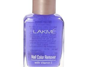 Nail Polish Remover: Buy Lakme Nail Color Remover, 27ml at Best Price