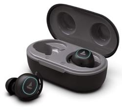 Best Wireless Earbuds Under 2000: boAt Airdopes 441 TWS Ear-Buds with IWP Technology, Immersive Audio, Up to 30H Total Playback, IPX7 Water Resistance(Active Black)