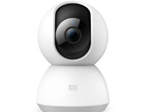 MI Camera with Wi-Fi 1080p Full HD 360° Smart Security, White