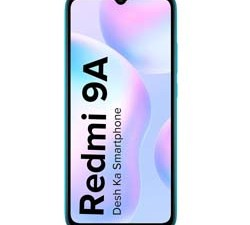 Buy Redmi 9A Sea Blue Comes with 2GB RAM 32GB Storage in Affordable Price at India