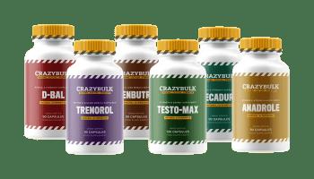 Crazy Bulk Supplement Review