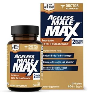 Ageless Male Max Testosterone Booster