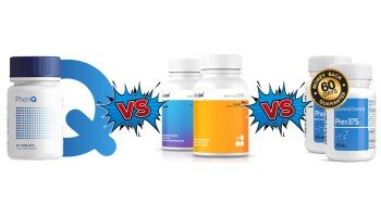 PhenQ vs Phen375 vs Phen24 Comparison Review