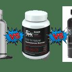 Prime Male vs Nugenix vs Testo Prime Comparison Guide by ShredFitNY