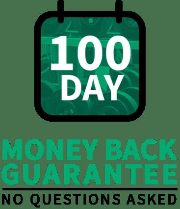Testogen 100 days money back guarantee