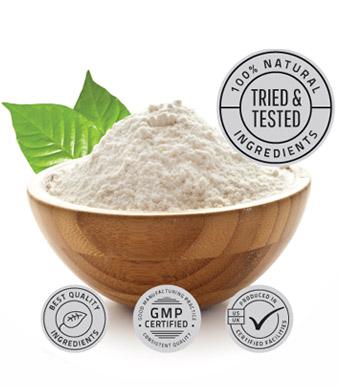 TestoFuel ingredients bowl