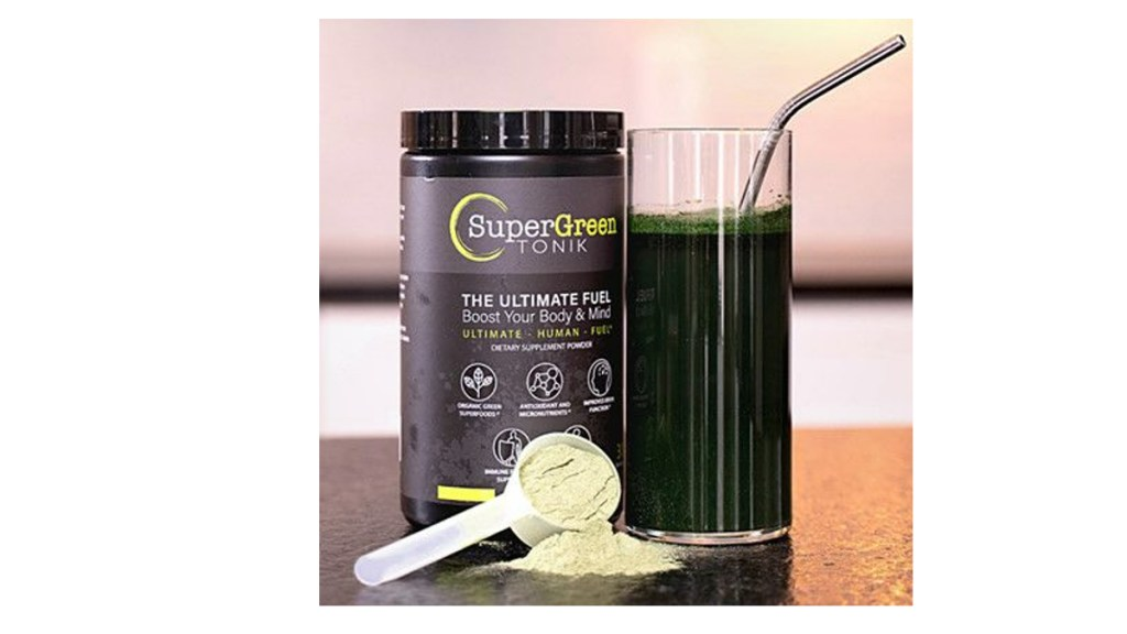 SuperGreen Tonik Review by Shred Fitness