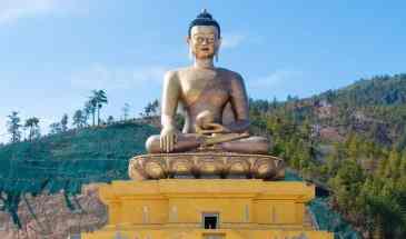 Bhutan Package - Buddha Point Bhutan