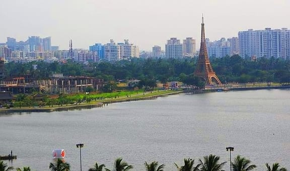 New Town Eco Park - Places To Visit In Kolkata