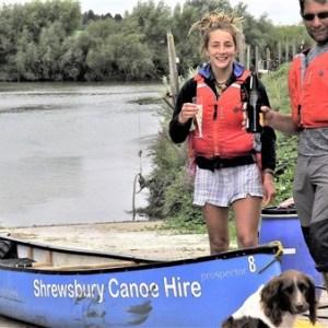 The Severn Canoe Adventure 10 day