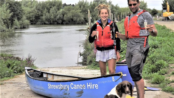 The Severn Canoe Adventure 10 day