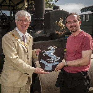 Best Aveling Steam Exhibit - Ian Cooper, Exhibit: BS Steam Roller