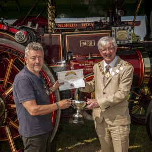 Best Showman's Road Loco - Willem Middlemiss, Exhibit: Nero
