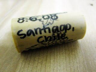 Wine Cork Memories