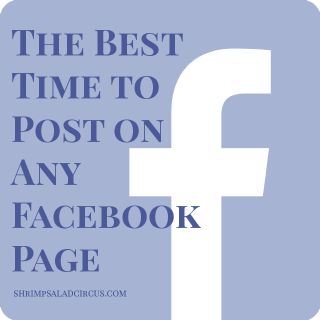 The Best Time to Post on Facebook . Blog Better