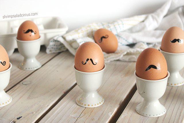 Easy Last Minute Easter Eggs 2