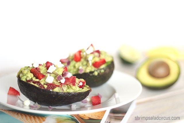 Strawberry Guacamole Recipe 6 1