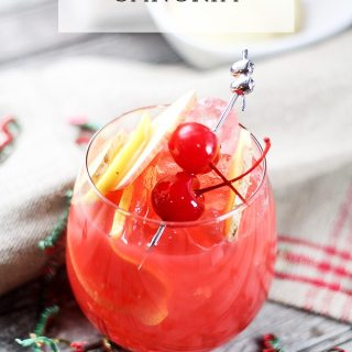 Apple Cider Sangria Recipe – Cocktail or Mocktail