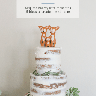 DIY Naked Cake – 5 Tips and Ideas