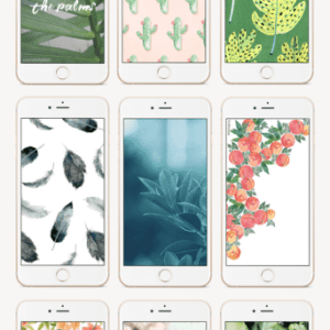 15 Nature-Inspired Free iPhone Wallpaper Backgrounds