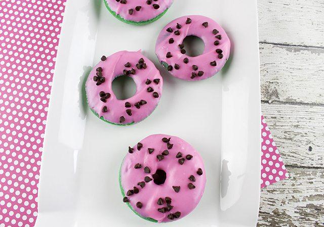 Watermelon Donut DIY Recipe 3