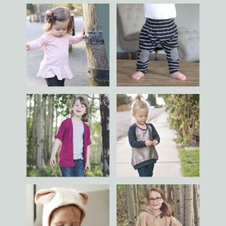 Free Sewing Patterns for Kids for Fall