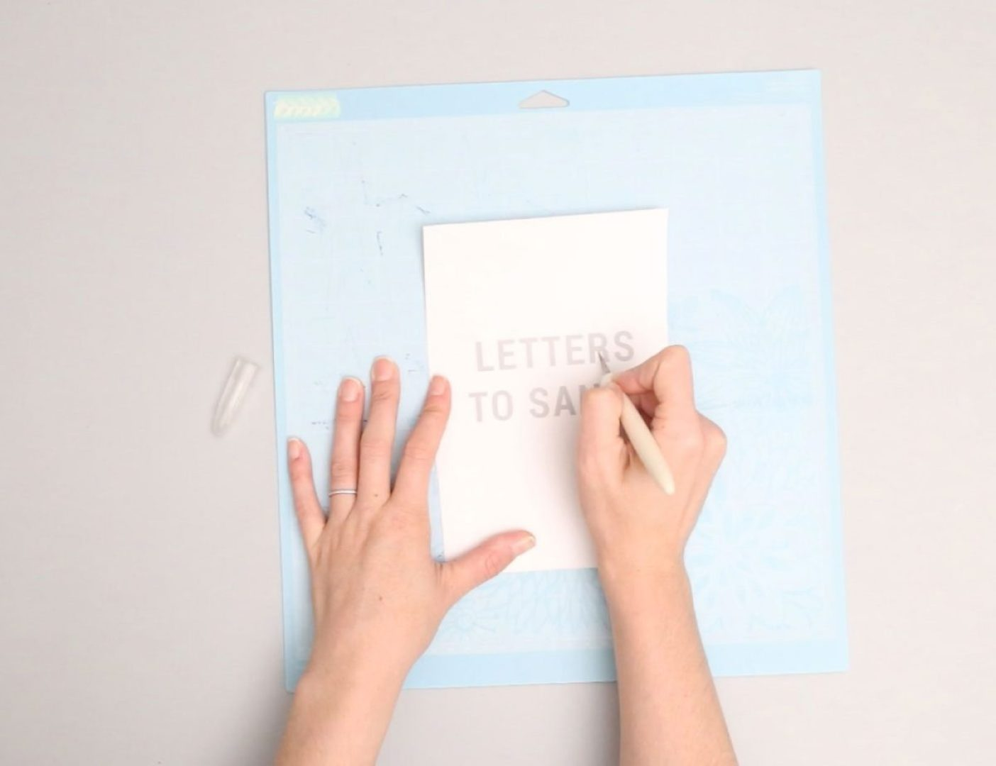 DIY Letters to Santa Mailbox