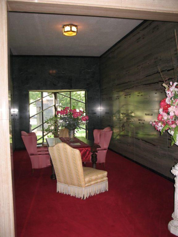 Colorado Springs Mausoleum
