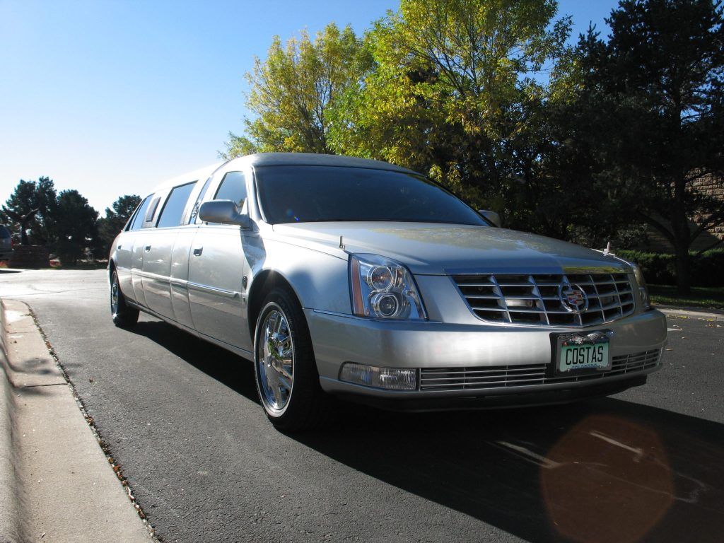 Colorado Springs Funeral Vehicles