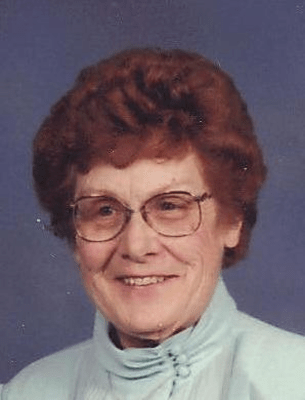 Mildred E. Hayhurst