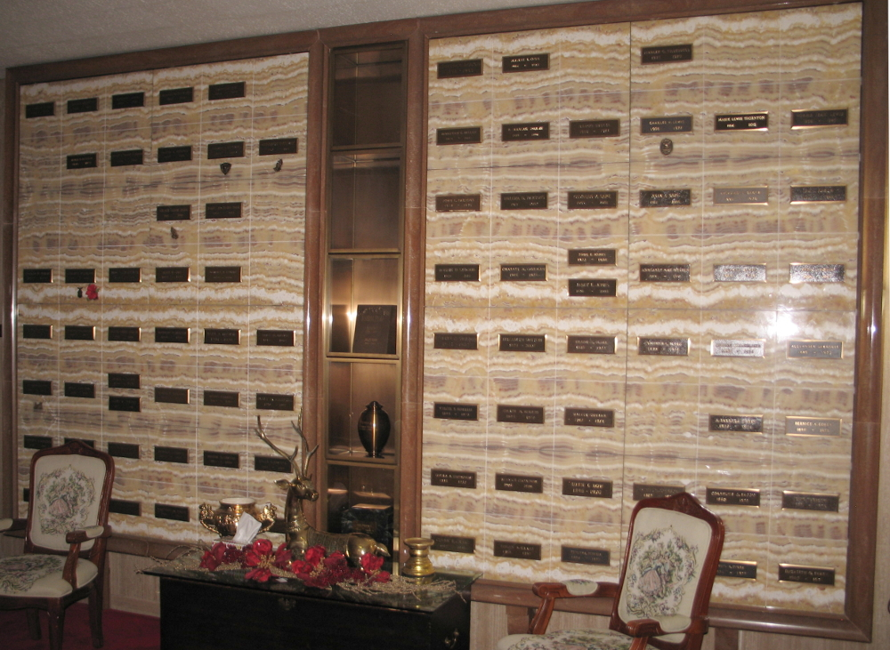 Colorado Springs Columbarium