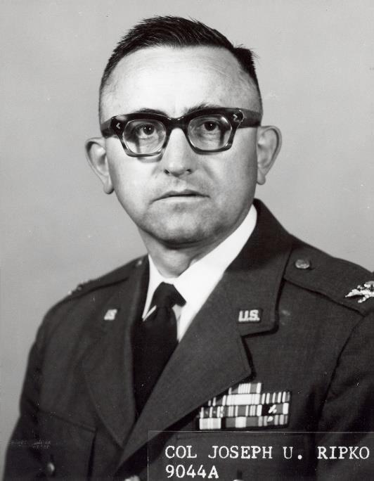 Col. Joseph U. Ripko (RET) – October 11, 2015