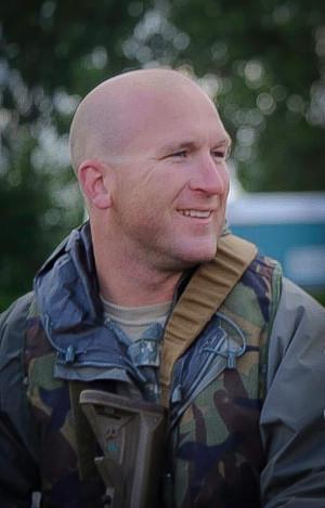 Sergeant Major James Gregory Ryan Sartor- July 13, 2019